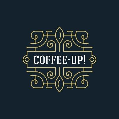 progetto logo coffeeup