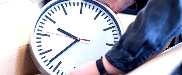 Dropshipping - tempistiche consegna - orologio