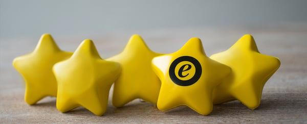 ottimizzazione SEO stelle gialle