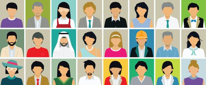 icone persone senza volto